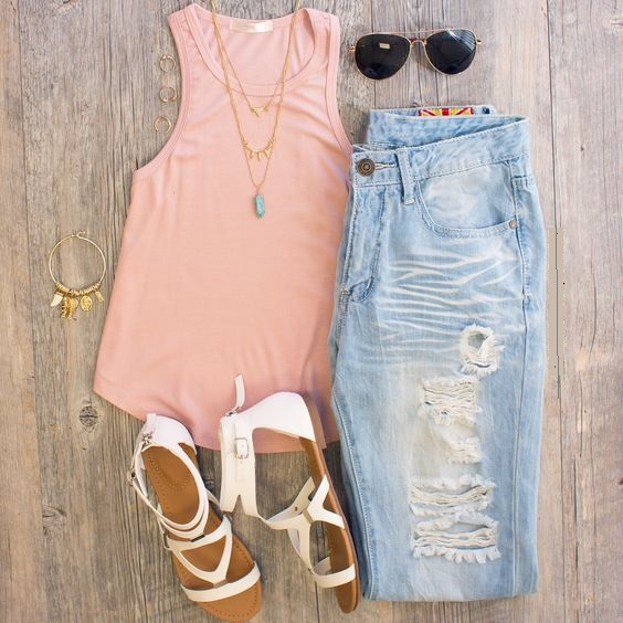 Pale Pink Summer