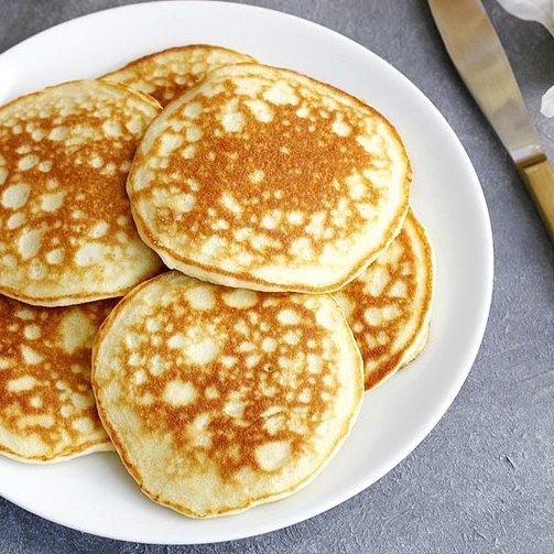 Allergy Free Pancakes