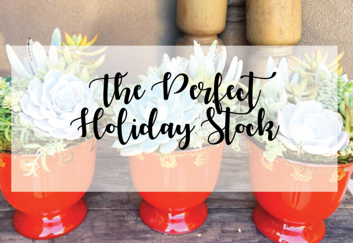 The Perfect HolidayStock